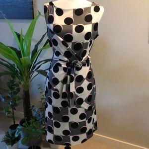 Diane von Furstenberg wrap dress size 10